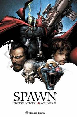 Spawn Edición Integral (Cartoné, 344-416 pp) #5