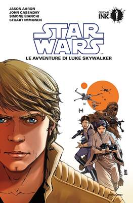 Le avventure di Luke Skywalker. Star Wars (Cartonato) #1