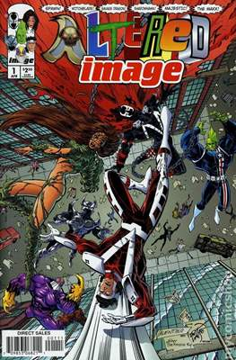 Altered Image (1998) (Comic Book) #1