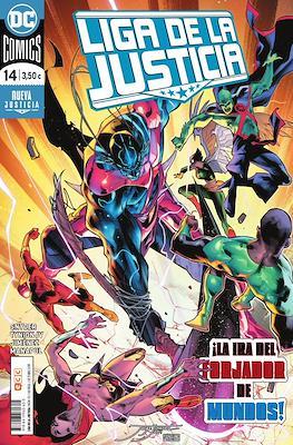 Liga de la Justicia. Nuevo Universo DC / Renacimiento (Grapa) #92/14
