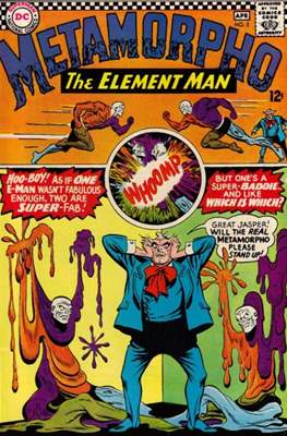 Metamorpho (Vol. 1 1965-1968) (Comic Book) #5