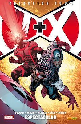 V+X . 100% Marvel (Rústica con solapas) #3