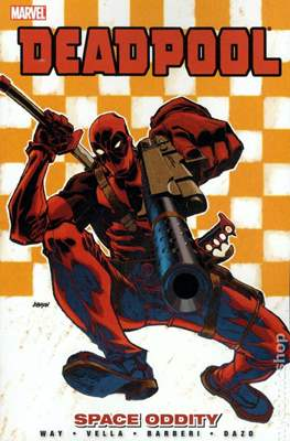 Deadpool (2008-2012) (Softcover) #7