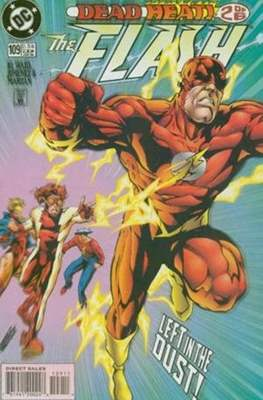 The Flash Vol. 2 (1987-2006) (Comic Book) #109
