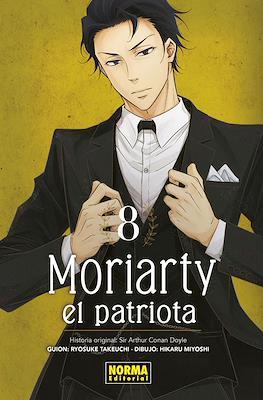 Moriarty el patriota (Rústica con sobrecubierta) #8