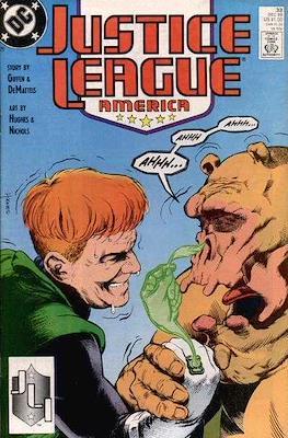 Justice League / Justice League International / Justice League America (1987-1996) (Comic-Book) #33