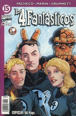 Los 4 Fantásticos Vol. 4 (2001-2003) (Grapa 24-48 pp) #15