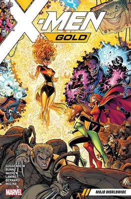 X-Men Gold (TPB Softcover) #3
