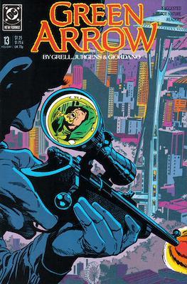 Green Arrow Vol. 2 (Comic-book.) #13