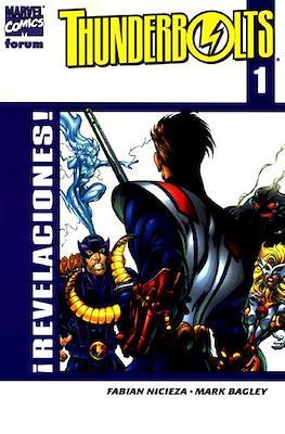 Thunderbolts vol. 2 (2002-2004) (Rústica. 17x26. 96/128 páginas. Color.) #1