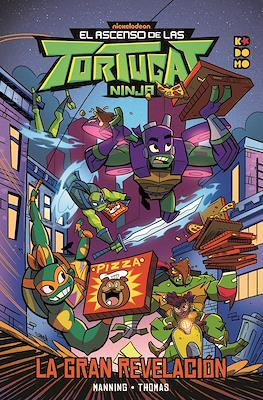 El ascenso de las Tortugas Ninja (Rústica 72 pp) #2