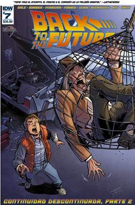 Back to the Future (Grapa) #7