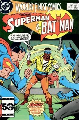 World's Finest Comics (1941-1986) (Grapa) #318