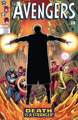 The Avengers Vol. 7 (2016-2018) (Comic-book) #2.1