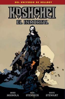 Koshchei el Inmortal (Rústica 168 pp) #