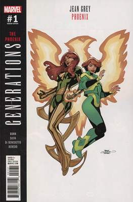 Generations - The Phoenix (Variant Cover)