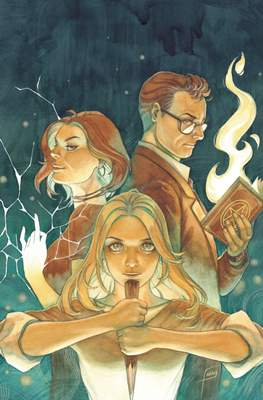 Buffy The Vampire Slayer (2019-) #30