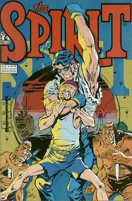 The Spirit (1983-1992) (Comic book. 32 pp) #8