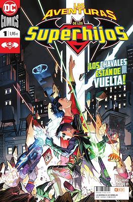 Las aventuras de los Superhijos (Grapa 24 pp) #1