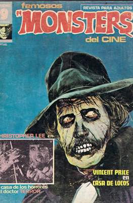 Famosos Monsters del Cine (Grapa , 66 páginas. 1975-1977) #10