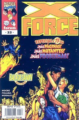 X-Force Vol. 2 (1996-2000) (Grapa 24 pp) #33