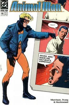 Animal Man (1988-1995) (Comic Book) #19