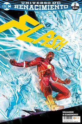 Flash. Nuevo Universo DC / Renacimiento (Rústica - Grapa) #16 / 2