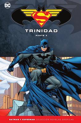 Batman y Superman. Colección Novelas Gráficas: Trinidad (Cartoné 328 pp) #2