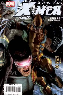 Astonishing X-Men (Vol. 3 2004-2013) #25