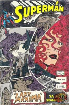 Supermán (1986-2001) (Grapa) #130