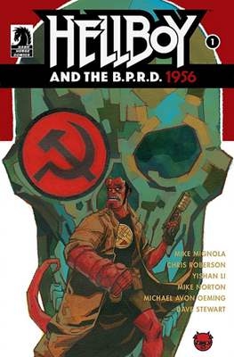 Hellboy and the B.P.R.D. (Comic-book) #21