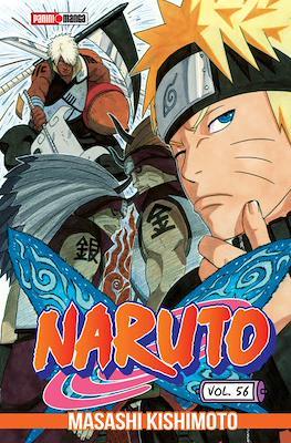 Naruto (Rústica con sobrecubierta) #56