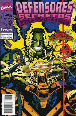 Defensores Secretos (1994-1995) #10