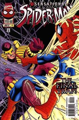 The Sensational Spider-Man (1996-1998) (Comic Book) #12