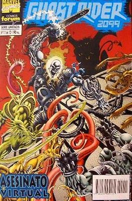 Ghost Rider 2099 (Grapa 24 pp) #11