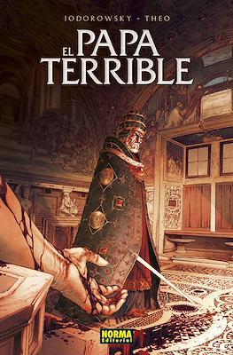 El Papa terrible (Cartoné 228 pp)