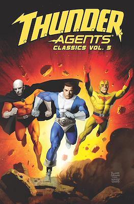 T.H.U.N.D.E.R. Agents Classics (Softcover) #5