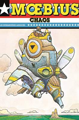 Moebius USA (Cartonné) #9