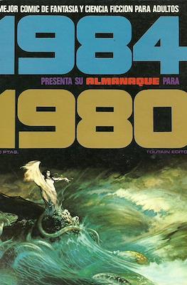 1984 Almanaques (Rústica) #1