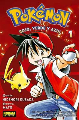 Pokémon (Rústica con solapas) #1