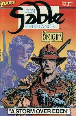 Jon Sable, Freelance #3