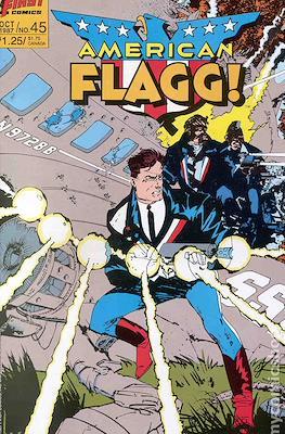 American Flagg! (Comic book) #45