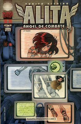 Alita, ángel de combate. 6ª parte #3