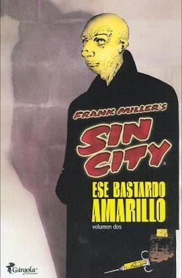 Sin City. Ese bastardo amarillo (Rústica, blanco y negro) #2