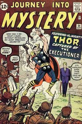 Journey into Mystery / Thor Vol 1 (Comic Book) #84