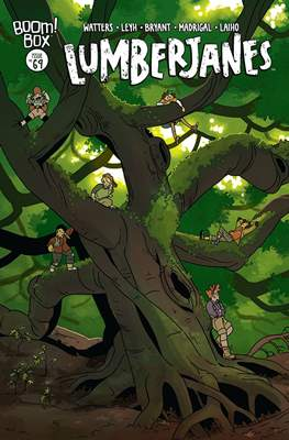 Lumberjanes (Comic-book) #69