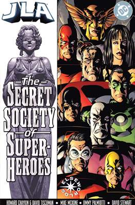 JLA: The Secret Society of Super-Heroes