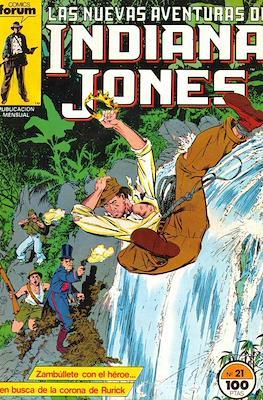 Indiana Jones (Grapa 24 pp) #21