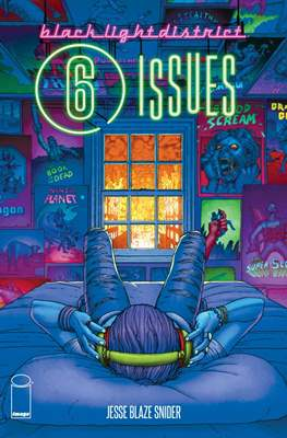 Black Light District: 6 Issues