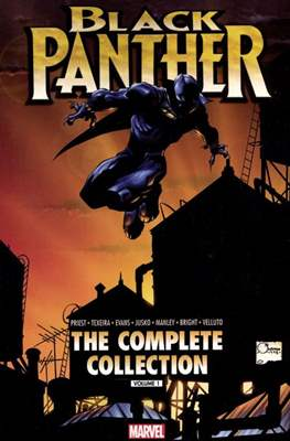 Black Panther The Complete Collection (Softcover) #1